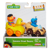 z Sesame Street Racers Ernie and Cookie Monster Playskool