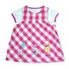 เสื้อผ้าเด็กหญิง กระโปรง สีชมพูน่ารัก ขนาด 3 6 9 เดือน