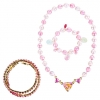 Z Sleeping Beauty Necklace and Bracelet Set