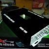 เพาเวอร์แอมป์รถยนต์ คลาสดี  10000W ยี้ห้อ XERXES