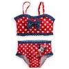 z Minnie mouse red swimsuit for girls-2-price(size 5/6)(พร้อมส่ง)