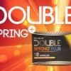 Double Spring Plus ดับเบิ้ล สปริง พลัส สำหรับท่านชาย ช่วยให้อวัยวะเพศแข็งตัวดี แข็งตัวเร็ว อึด ทนทาน ป้องกันต่อมลูกหมากโต ปัสสาวะกะปริดกะปรอย