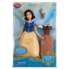 z Singing Doll and Costume Set - Snow White - 11 1/2''