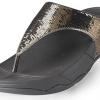 Fitflop Electra Women Sandle Bronze(เกร็ดปลาสีน้ำตาล) มีไซด์ 36-40 ราคา650บ.