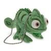 Z Disney Tangled Pascal the Chameleon Plush Coin Purse - Green (พร้อมส่ง)