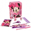 z Minnie Mouse Zip-Up Stationery Kit