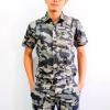 ชุดทหาร Shirtfolding 004