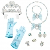 z Costume Accessory Set Elsa - Frozen