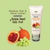 """GRAPE SEED & GAC FRUIT"" Hand Cream & Moisture Nail / ครีมบำรุงมือ องุ่น&ฟักข้าว"