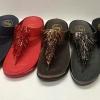 รองเท้า Fitflob ChaCha สีน้ำเงิน , สีดำ , สีน้ำตาล , สีแดง , สีเทา No.FF354