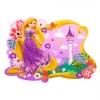 Disney Rapunzel Placemat ที่รองจาน ราพันเซล (มีของพร้อมส่ง)