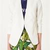 Pre-Order เสื้อสูทผู้หญิง แฟชั่นเสื้อผ้าสเวอร์ชั่นเกาหลี แขนยาว สีขาว