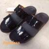 รองเท้าfitflopสวม2เส้นฟอร่าดำ ราคา570บาท