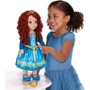 "zDisney Princess Merida 20"" Electronic Talking and Light-up Doll มีพร้อมส่ง สำเนา"