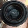 ลำโพงรถยนต์ ซับวูฟเฟอร์ LANZAR 12 นิ้ว เหล็กหล่อแบบใหญ่ โครเมี่ยม ว้อยคู่ (จำนวน 2 ดอก)