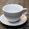 ชุดชา-กาแฟพร้อมจานรอง