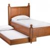 เตียงสองชั้นเตี้ย