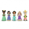 z Disney Princess and Fairies Squeeze Toy Set