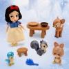 (Mini) Disney Animators' Collection Snow White Mini Doll Play Set - 5'' ของแท้ นำเข้าจากอเมริกา