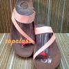รองเท้าfitflop New Sling Leather for Women สีชมพู 550 บาท