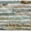 HHSD-003 size 10x30 cm. สันหินกาบชมพูเปลือกไม้ PinkFlat RoughSlate