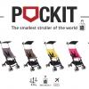 รถเข็นเด็ก Goodbaby Pockit รุ่นใหม่ พับแล้วเล็กที่สุดในโลก GB POCKIT JAPAN พกพาสะดวก