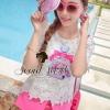 Best Item!  Blossom Lace Blouse Perfume Colorful Pearls match with Short by Seoul Secret  Material : ตัวเสื้อเนื้อผ้าลูกไม้ ตัวเสื้อมีดีเทลสวยๆ ประดับด้วยผ้าตกแต่งเป็นลายขวดน้ำหอม เติมความสวยด้วยดีเทลงานเย็บประดับด้วยมุขที่ขวดน้ำหอม งานสวยมากคะ มาพร้อมกับ