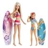 z Barbie Sisters Surfing Barbie and Stacie Doll 2-Pack ของแท้100% นำเข้าจากอเมริกา
