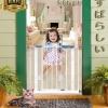 Okuzai ที่กั้นปันได ที่กั้นประตู แบบไม่ต้องเจาะผนัง รั้วกั้นประตู รั้วกั้นเด็ก