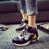 พร้อมส่ง รองเท้าผ้าใบแฟชั่นหุ้มข้อ Mianxie เสริมส้น ทรง Air Max ด้านในนุ่ม ใส่สบายค่ะ