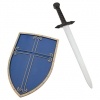 Z Prince Phillip Sword and Shield Set - Sleeping Beauty