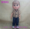 zW903 เสื้อผ้าตุ๊กตา Kristoff - Disney Animators' Collection Doll - 16'' (พร้อมส่ง)