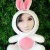 ตุ๊กตากระต่ายขาว