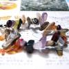 ++ Mixed Stones - หินสี รวมแบบหินหลากหลายชนิด ทรงหินเสี้ยว แฟนซี ++