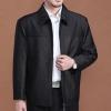 Pre-Order เสื้อเจ็คเก็ตผู้ชายผ้าผสม เสื้อแจ็คเก็ตทำงาน สีเทา-ดำ