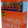 Amado S Complex Garcinia 10 Capsules สารสกัดจากสมุนไพรธรรมชาติ ปลอดภัย ไม่โยโย่ 100% เน้นลดพุง ต้นแขน ต้นขา