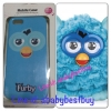 ZFB027 Furby Case iPhone5 Teal สีฟ้า