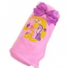 z Disney Rapunzel fleece Throw ผ้าห่ม ราพันเซล (พร้อมส่ง)