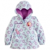 z Anna and Elsa Hooded Jacket for Girls - Frozen Size4 (3-4 Years) Disney USA แท้100% นำเข้าจากอเมริกา