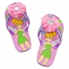 Tinkerbell flip flops for girls(size 11/12) (18 cm)(พร้อมส่ง) ของแท้ นำเข้าจากอเมริกา