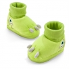 z Mike Wazowski Plush Costume Slippers for Baby (12-18month)