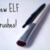 **พร้อมส่ง + ซื้อ 1 แถม 1 ** ELF Smudge Brush 1825