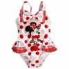 Z Minnie Mouse Deluxe Swimsuit for Girls Size3