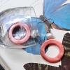 ++ ต่างหู เปลือกหอยมุกและมุกน้ำจืด (Mother of Pearl and Fresh Water Pearl)