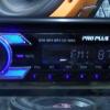 ดีวีดี วิทยุติดรถยนต์ ยี้ห้อ PRO PLUS รุ่น DV1730