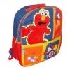 z Backpack 12 Inches Sesame Street Elmo Toddler เซซามี่ สตีท กระเป๋าเป้ กระเป๋าสะพายน่ารัก ของแท้ นำเข้าจากอเมริกา