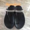 fitflop Shoes LuLuลูลู่ประดับเพชรสีดำราคา550บาท