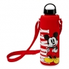 z Mickey Mouse water bottle with neoprenc cover