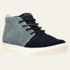 ลด ล้างสต๊อก รองเท้า MEN'S ADVENTURE CUPSOLE CHUKKA SHOES BLACK SUEDE Style A18BK001 Shoe Size 42 - 43 พร้อมกล่อง
