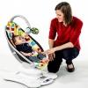 [pre-order] ขาย เปลเด็ก 4MOMS MAMAROO PLUSH - MULTI 4moms Plush Mamaroo Infant Seat เปลโยก ไฟฟ้า กล่อมลูกน้อยที่มีระบบการทำงานอัตโนมัติ นำเข้าจาก 4 moms USA รุ่นtop ตัวแพงสุดค่ะ